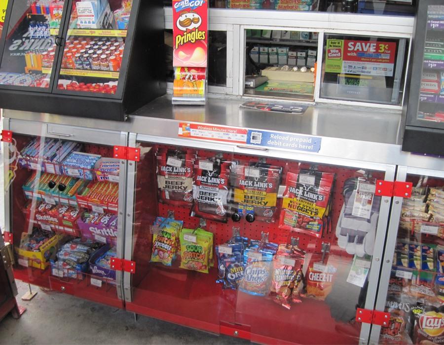 Retail POP Displays