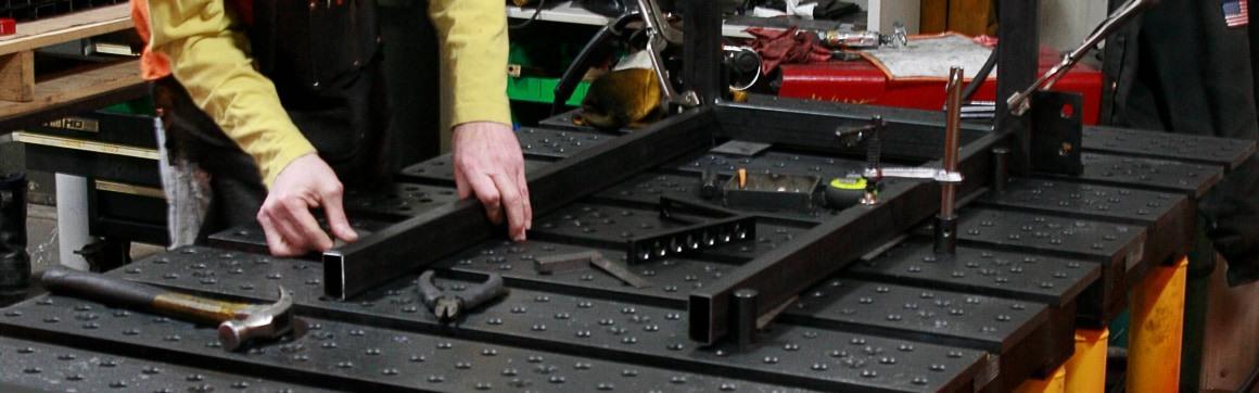 Welding Services at G&S Machine