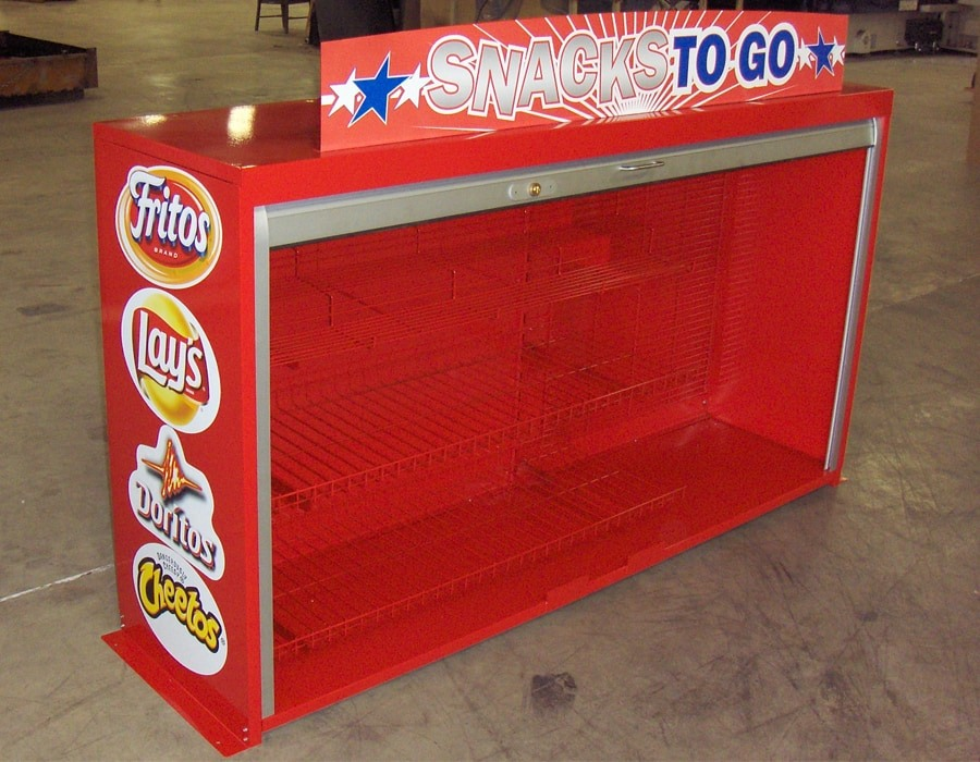 Retail Display by G&S Machine