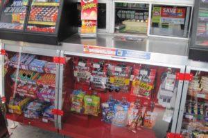 Retail Display by G&S Machine