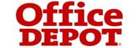 Office Depot Logo - G&S Machine Client