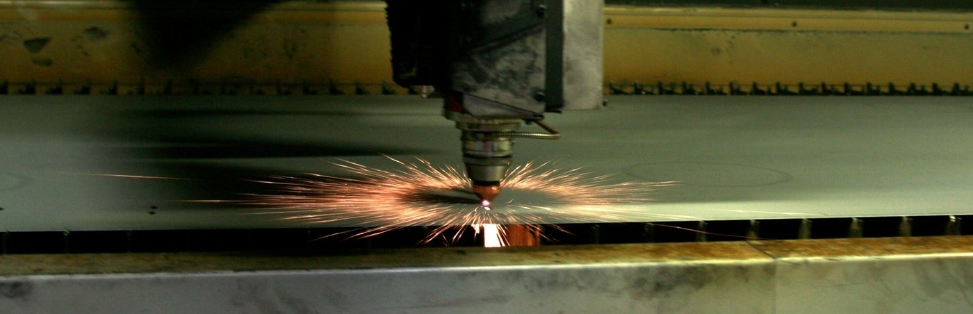 Metal Fabrication Laser at G&S Machine