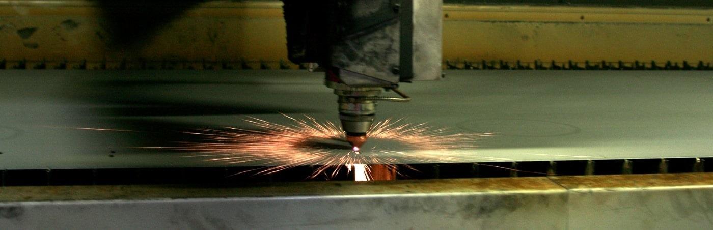 Metal Fabrication Laser at G&S Machine